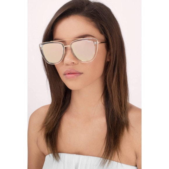 11f5173700 Quay French Kiss Sunnies. M 5b0c2d483316273e42b71eaa. Other Accessories ...